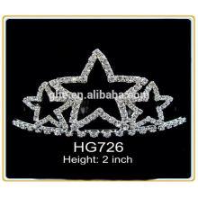 Fábrica completamente surtida directamente corona de la corona de la flor
