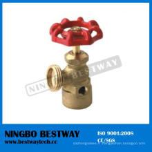 Soupape de refroidisseur d'eau en laiton de fil NPT femelle (BW-S27)