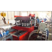 Einzelne Layer / doppelte Schicht PE Kunststoff Corrugated Pipe Produktionslinie Vasa