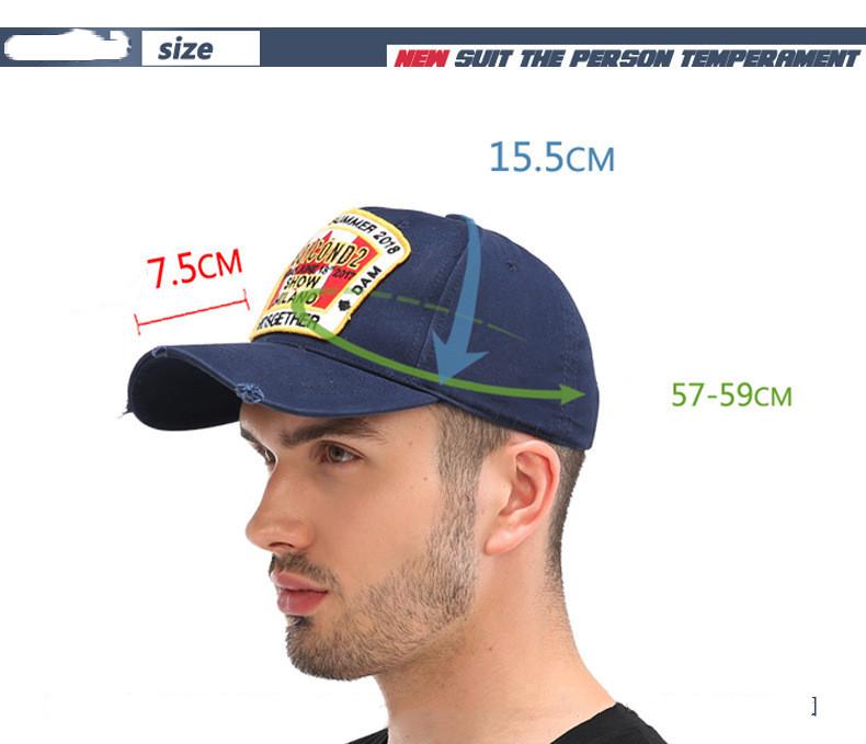 Baseball caps for men and women (1)