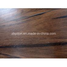 Kommerzielles Design Holz PVC Vinyl Bodenbelag für House Hood