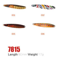 Atacado novo maravilhoso design pesca isca colher