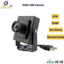 1920 * 1080 2.0 megapíxeles HD cámara digital del USB de 3.4mm (SX-608H)