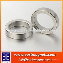 Rare earth Neodymium permanent ring magnet from East-Magnet