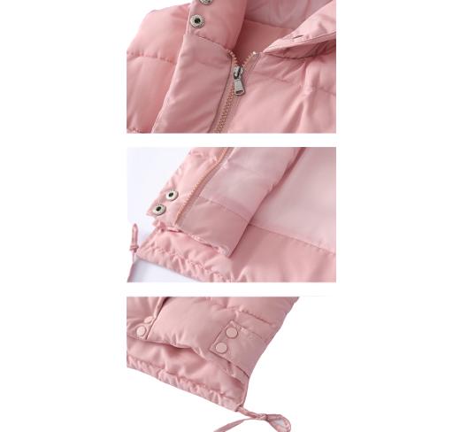 Warm Zip Up Sleeveless Vest