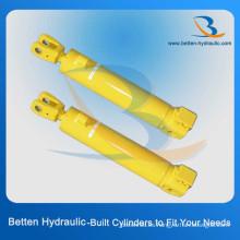 Levantar y bajar el cilindro hidráulico