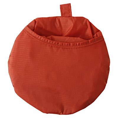 Nylon Pouch With Round Bottom