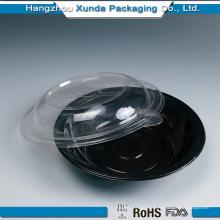 Contenedor de ensalada de fruta de plástico desechable de fábrica