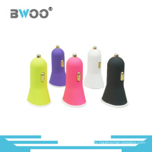 Wholesale Colorful Mini Dual USB Car Charger for All Mobile