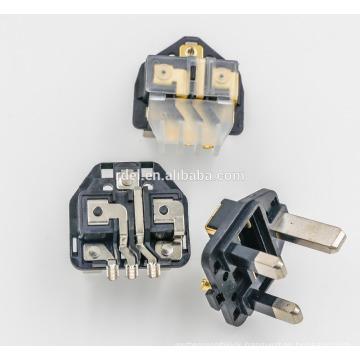 UK plug inserts