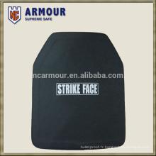 Plaque d'armure à haute performance balistique