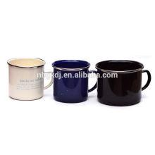 enamelware joyshaker cup with ball