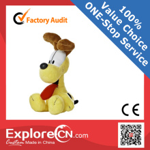 stuffed plush dog toy for kids animal