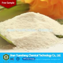 Gluconate de sodium de matière première de construction pour l'adjuvant concret
