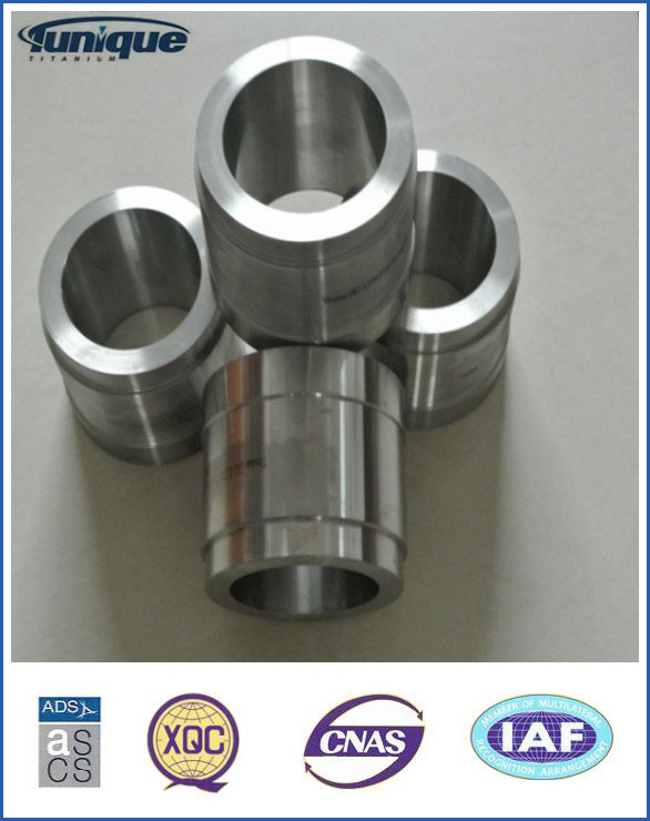 ASTM B348 Titanium Machined Parts