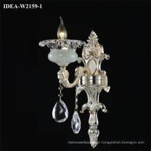 candeeiro de velas de vidro contemporâneo