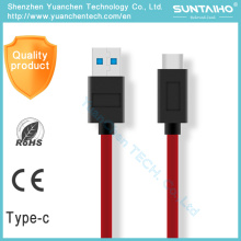 USB 3.0 Type-C Fast Charging Sync Data Cable for MacBook