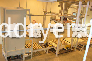 bag packaging system