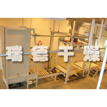 PVC particle ton bag packaging system