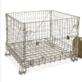 Gudang Wire Mesh Cage Storage Quality yang baik