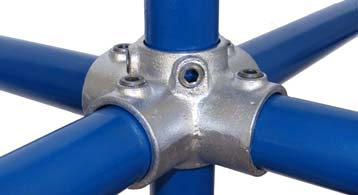 Kee Clamp Stockists Fittings for Handrail