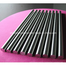 High Purity Tungsten Rods for Sapphire Crystal Growth