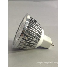 New AC/DC 12V CE RoHS MR16 4X1w LED Spotlight Bulb