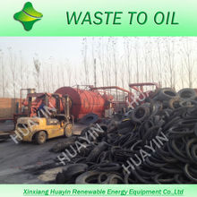 5th Generation Tyre Recycling Machine