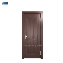 Porta in PVC massello di colore marrone JHK