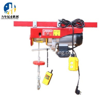 100kg to 1000kg mini electric hoist