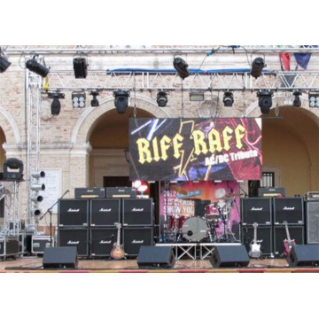 High Resolution Stage Rental LED Display