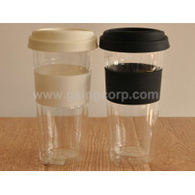 Double Wall Glass Cup (GK012084)