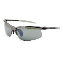 Высокое качество сплава Мода Semi-Frame спортивные солнцезащитные очки (14309)