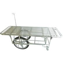 Chariot brancard amovible en acier inoxydable pour hôpital