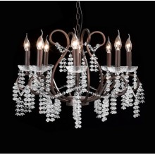 Resort Villa Crystal Pendant Light Decoration (cos9231)