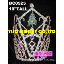 rhinestone wholesale tiara styles