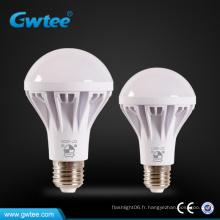 3 w / 5w / 7w E27 nouvelle conception conduit ampoule vente chaude