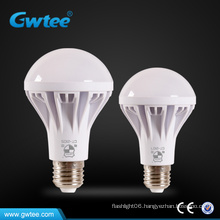 3 w /5w/7w E27 new design led light bulb hot sale