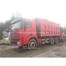 HANVAN 6 * 4 camiones de transporte de estiércol