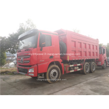 HANVAN 6 * 4 camion de transport de boue