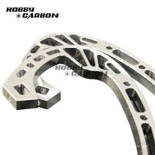 Hochpräzise CNC-Bearbeitung von Aluminiumteilen Hobbycarbon