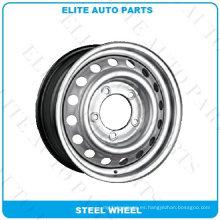 16X6.5 rueda de acero de nieve para el coche