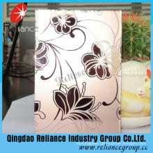 Reliance Decorative Window Glass with Ce ISO