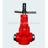 API 6A High pressure mud gate valves