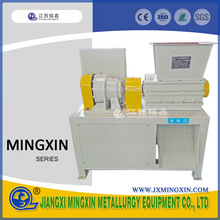 Thép phế liệu Twin Shaft Shredder cho Carton