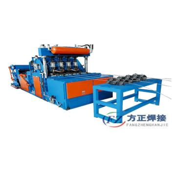 Industrial Iron Mesh Fence Machine
