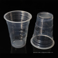 15oz фирменный образец PP материал одноразовые пластиковые чашки чая с молоком