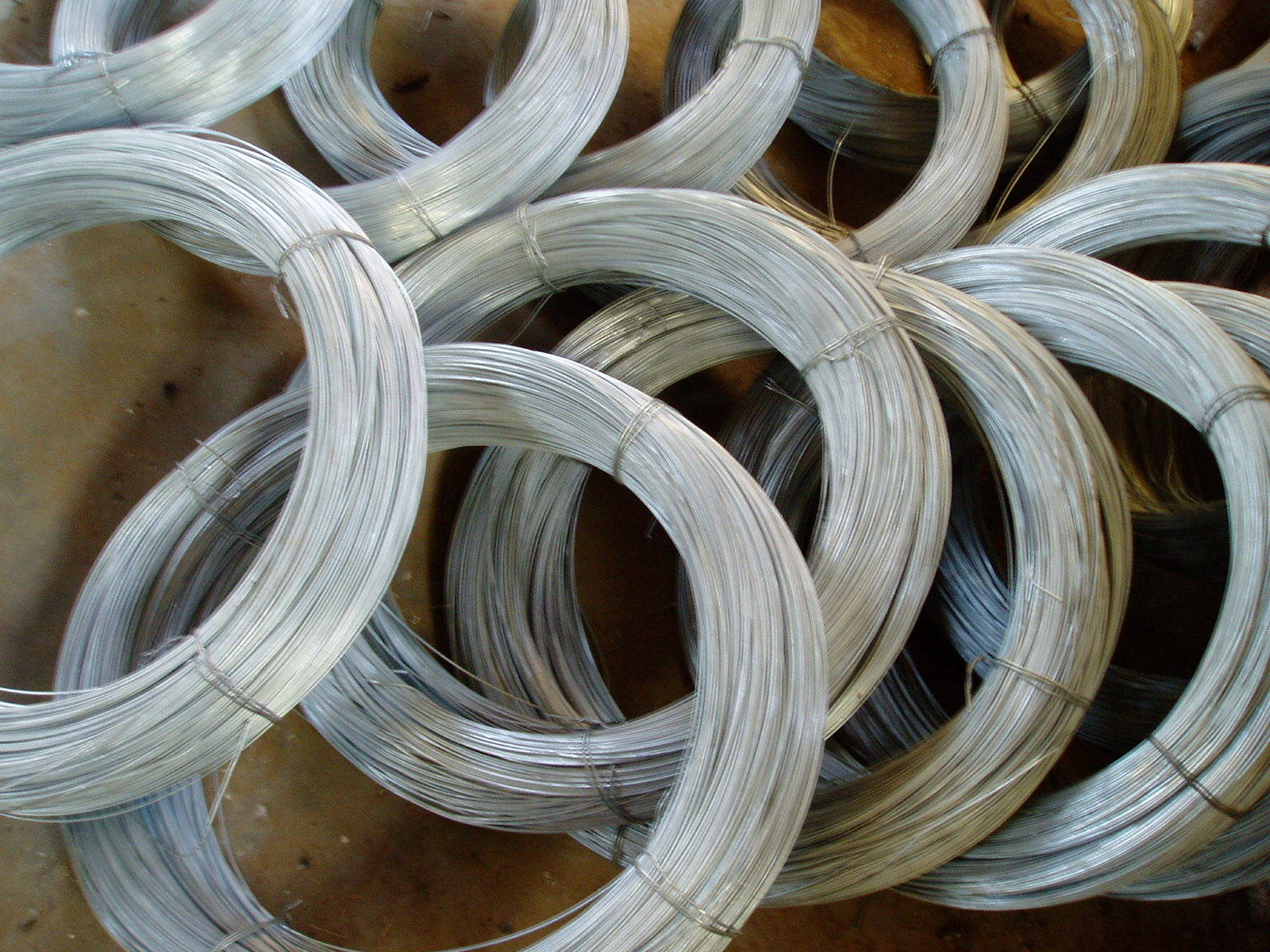 1.2mm BWG18 Galvanized Binding Wire (1)