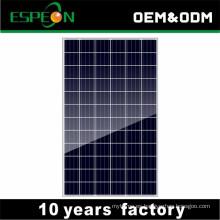 El panel solar mono de 12V 60W para el mercado casero de Oriente Medio, del sudeste, de África