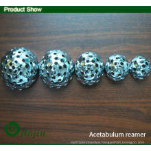 Acetabulum Reamer with Different Size From 36-64 or Customise